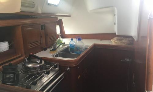 Image of Beneteau Oceanis 411 for sale in  for $85,000 (£65,979) Jolly Harbour, Antigua & Barbuda,