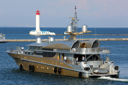 Oceanfast for sale in Turkey for $3,990,000 (£3,168,326)