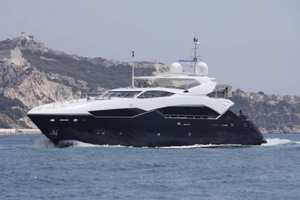 Sunseeker 34M Yacht for sale in Turkey for $6,772,615 (£5,345,606)