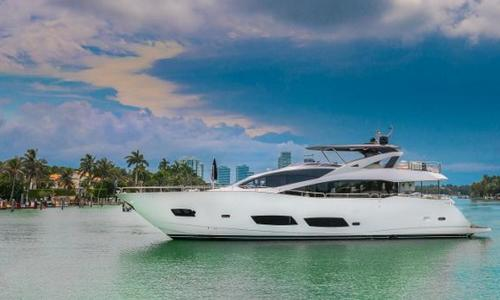Image of Sunseeker 28 Metre Yacht for sale in United States of America for $5,590,000 (£4,247,849) ,, United States of America