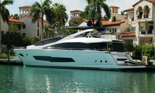 Image of Sunseeker 86 Yacht for sale in United States of America for $5,499,000 (£4,340,002) Miami, Florida, United States of America