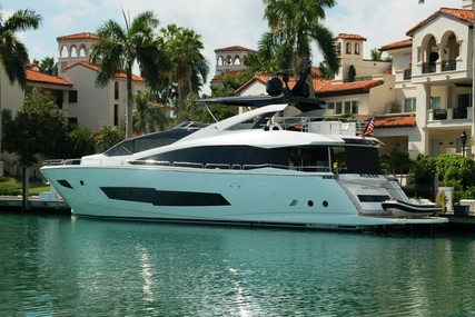 Sunseeker 86 Yacht for sale in United States of America for $5,499,000 (£4,181,908)