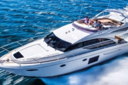 Princess PRINCESS 60 for sale in Turkey for €1,275,000 (£1,126,305)