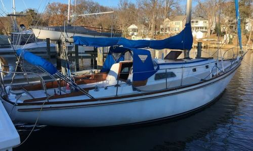 Image of Islander 37 for sale in United States of America for $16,500 (£12,573) Pasadena, Maryland, United States of America