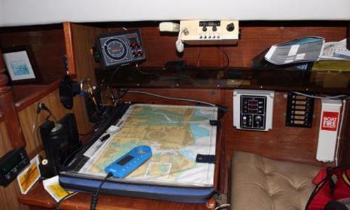 Image of Verl Islander 32 Cutter for sale in United Kingdom for £10,000 Gosport, United Kingdom
