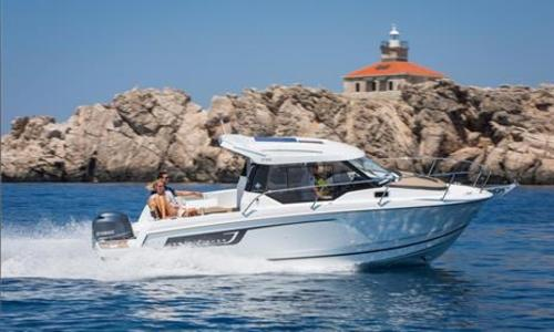 Image of Jeanneau Merry Fisher 795 for sale in United Kingdom for £64,995 Plymouth, United Kingdom