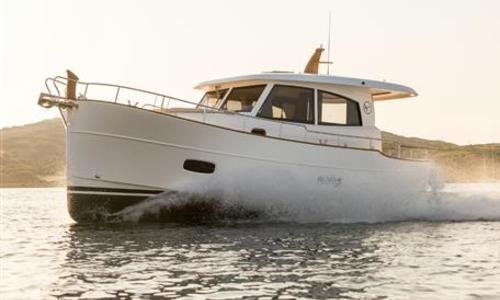 Image of Sasga Yachts Menorquin 34 for sale in United Kingdom for €279,900 (£255,696) Gosport, United Kingdom
