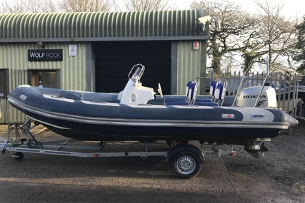 Avon ADVENTURE 580 for sale in United Kingdom for £10,995