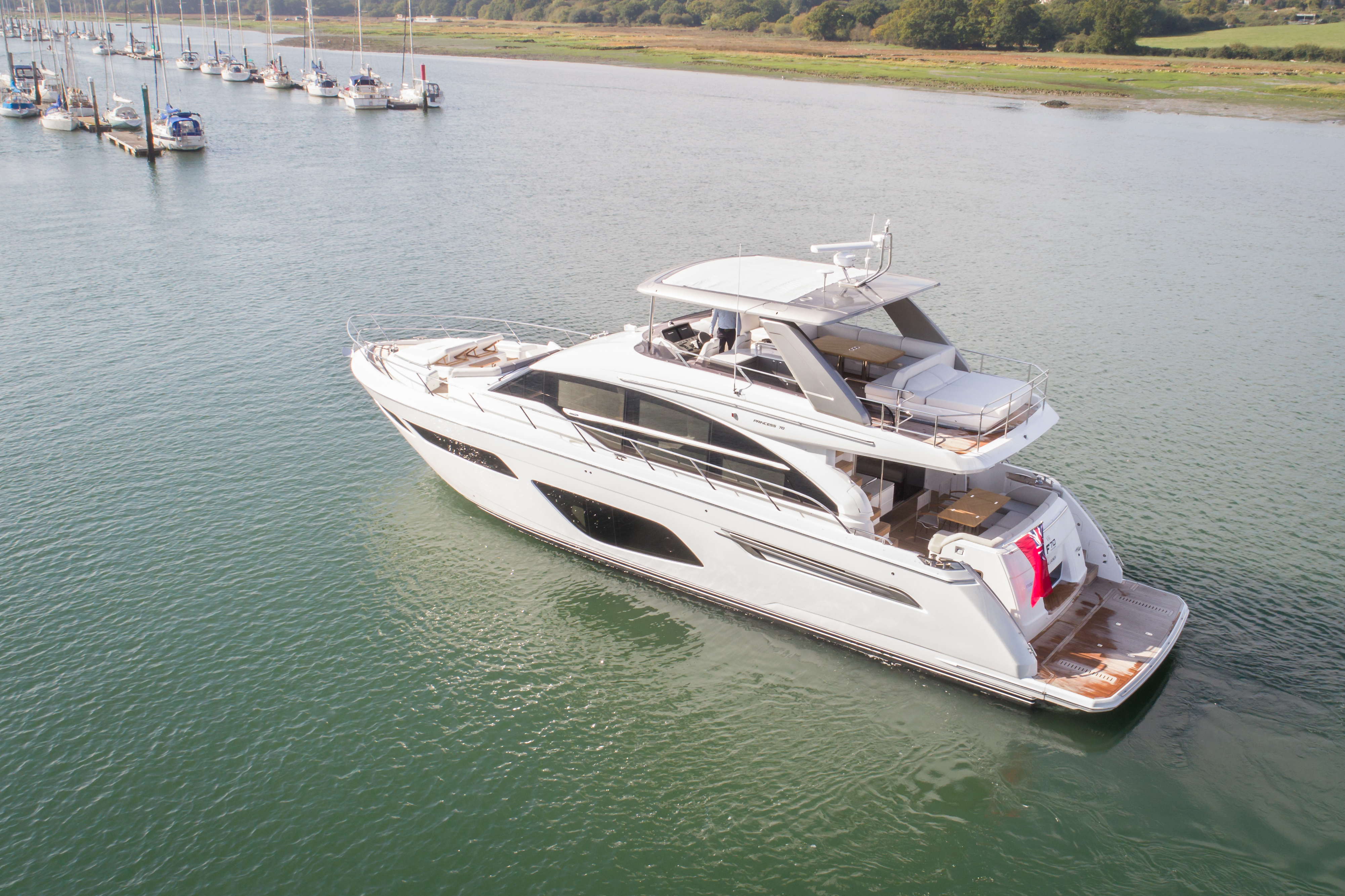 Princess F70 For Sale In United Kingdom For 3 047 666