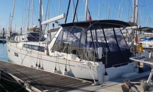 Image of Beneteau Oceanis 38.1 for sale in France for €159,000 (£139,554) LA ROCHELLE, France