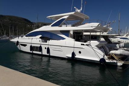 Azimut Yachts 80 for sale in Spain for $3,470,000 (£2,703,419)