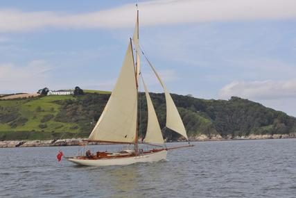 Classic Claud Worth Gaff cutter for sale in United Kingdom for £165,000
