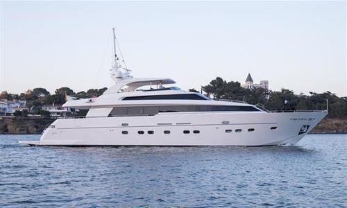Image of Sanlorenzo Sl88 for sale in Spain for €2,900,000 (£2,586,376) Barcelona - , Spain