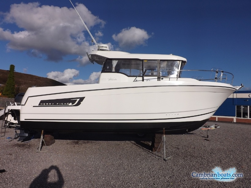 Jeanneau Merry Fisher 855 Marlin for sale in United Kingdom