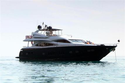 Sunseeker 90 for sale in Italy for €2,100,000 (£1,853,830)