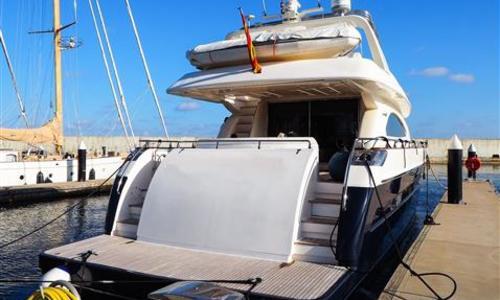 Image of Astondoa 82' GLX for sale in Spain for €935,000 (£825,374) LYING BARCELONA - , Spain