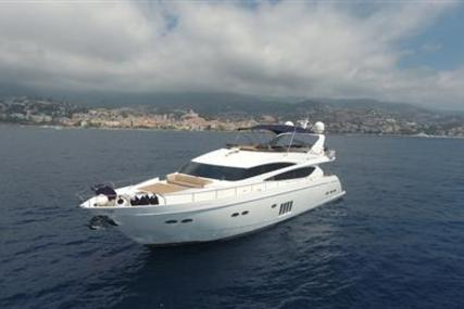 Princess 85 for sale in Italy for €1,990,000 (£1,736,353)