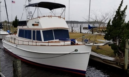 Image of Grand Banks 42 for sale in United States of America for $82,500 (£66,282) Belhaven, North Carolina, United States of America