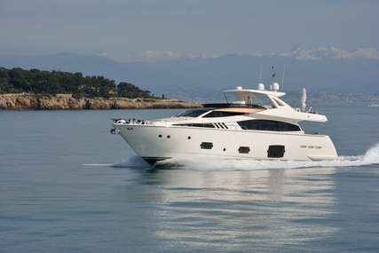 Ferretti 800 HT for sale in Netherlands for €2,350,000 (£2,095,483)
