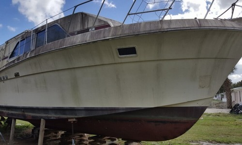 Image of Chris-Craft 381 Catalina for sale in United States of America for $9,000 (£7,291) Mims, Florida, United States of America