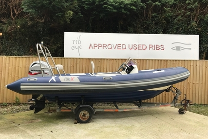 Rib-X 520 for sale in United Kingdom for £7,650