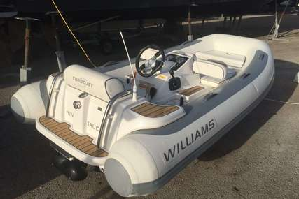 Williams Turbo Jet 325 Sport 100 Hp for sale in Spain for £24,950