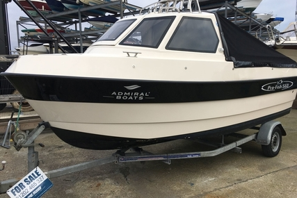 Admiral 560 Pro Fish for sale in United Kingdom for £16,950