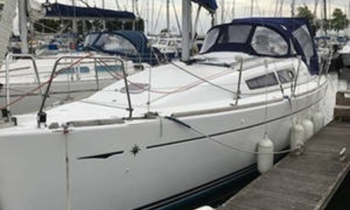 Image of Jeanneau Sun Odyssey 30 I for sale in United Kingdom for £47,500 GILLINGHAM, United Kingdom