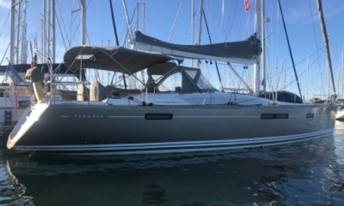Image of Jeanneau Sun Odyssey 57 for sale in France for €345,000 (£298,010) LE CAP D'AGDE, France