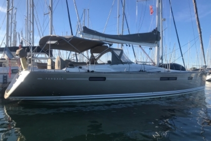 Jeanneau Sun Odyssey 57 for sale in France for €345,000 (£304,765)