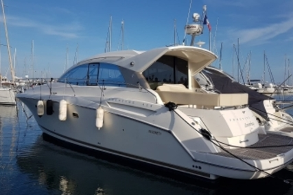 Prestige 42 S for sale in France for €160,000 (£141,244)