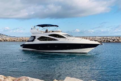Sunseeker Manhattan 60 for sale in France for €550,000 (£481,894)