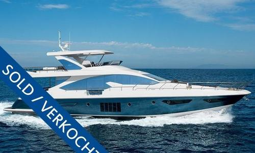 Image of Azimut Yachts 80 for sale in Italy for €3,250,000 (£2,921,532) Emilia-Romagna, Cervia, Italy