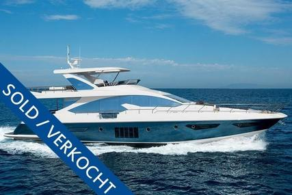 Azimut Yachts 80 for sale in Italy for €3,250,000 (£2,920,115)