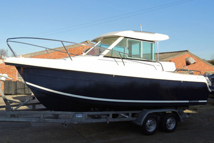 Jeanneau Merry Fisher 625 Legende - Yamaha F100 for sale in United Kingdom for £21,995