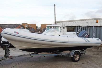 Avon Adventure 620 - Yamaha 150hp for sale in United Kingdom for £9,995