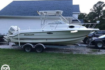 Wellcraft 230 Coastal for sale in United States of America for $25,000 (£19,258)