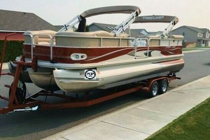 Crestliner 2685 TRI Grand Cayman for sale in United States of America for $44,400 (£34,423)
