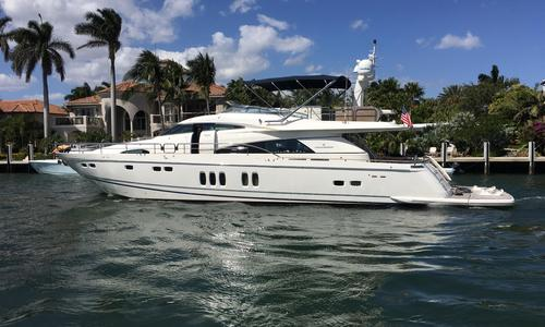 Image of Fairline Squadron for sale in United States of America for $1,750,000 (£1,358,042) Ft Lauderdale, FL, United States of America