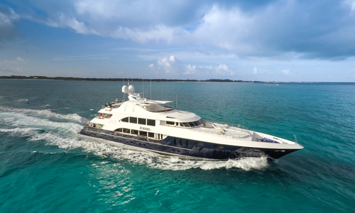 Image of Trinity Yachts Motor Yacht for sale in United States of America for $15,600,000 (£11,995,571) Miami, Florida, United States of America