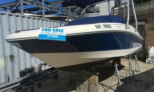 Image of Sea Ray Searay 195 Sport for sale in United Kingdom for £14,950 Poole, United Kingdom