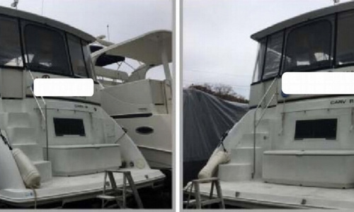 Image of Carver Yachts 406 Aft Cabin for sale in United States of America for $119,300 (£86,565) Peoria, Illinois, United States of America
