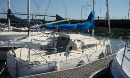 Image of Beneteau First 24 for sale in France for €8,500 (£7,447) LORIENT, France