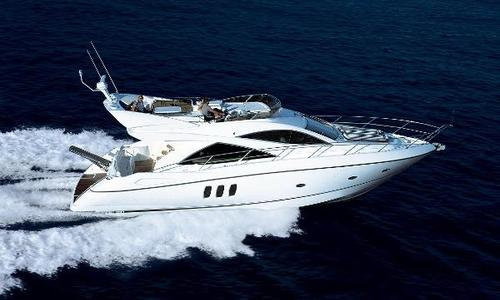 Image of Sunseeker Manhattan 50 for sale in France for €320,000 (£276,592) Beaulieu-sur-Mer, France