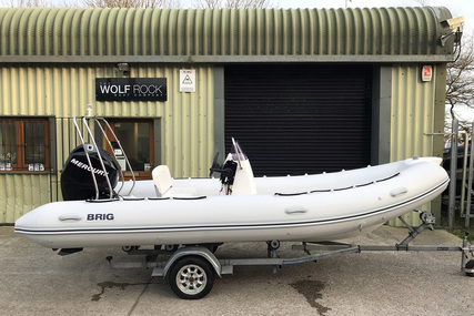 Brig Falcon Rider 500 (2011) for sale in United Kingdom for £10,995