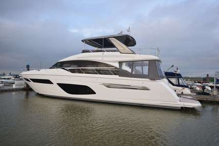 Princess F70 for sale in United Kingdom for £3,047,666