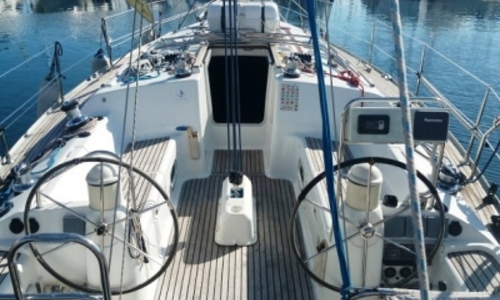 Image of Jeanneau Sun Odyssey 40 for sale in Italy for €69,000 (£60,912) CATANIA, Italy