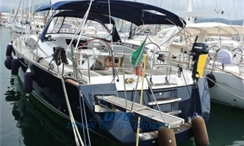 Image of Jeanneau Sun Odyssey 57 for sale in Italy for €355,000 (£309,752) LIGURIA, Italy