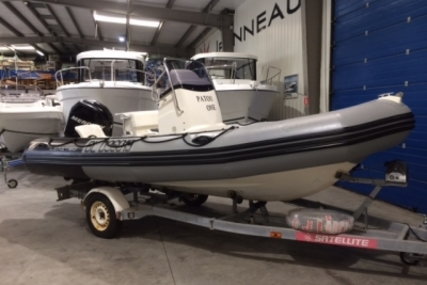 Zodiac 550 Pro Open for sale in France for €12,000 (£10,577)