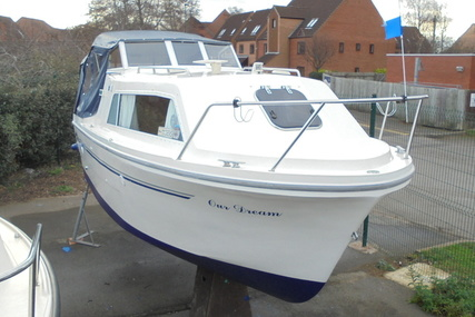 Viking Yachts 20 Wide Beam 'Our Dream' for sale in United Kingdom for £18,995